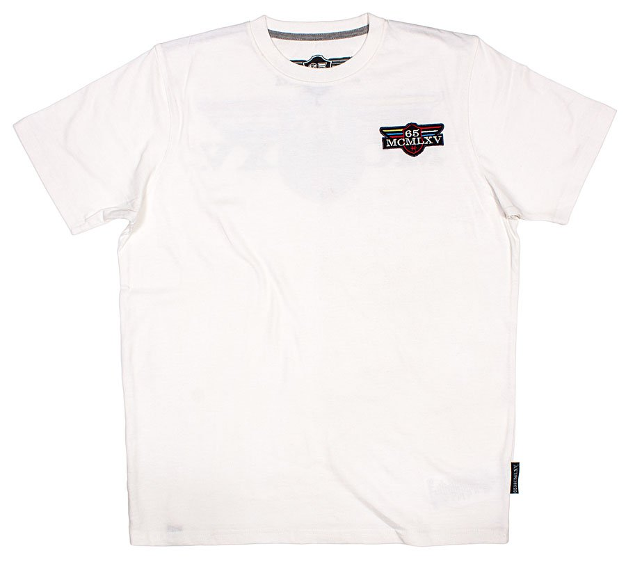Men's Vintage Logo T-shirt Bone