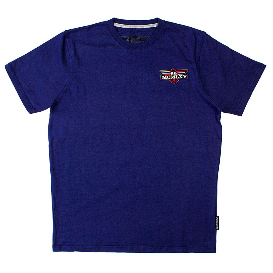 Men's Vintage Logo T-shirt Navy