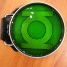 NEW LICENSED WARNER BROS DC Comics Green Lantern Logo Metal Belt Buckle Bioworld