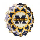 University of Michigan Collegiate Spinner Wind Spinner