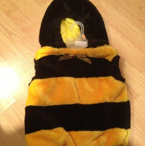 BUMBLE BEE Halloween Custome for infant size 12- 24 months