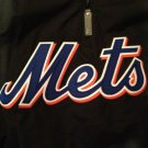 NY METS Pullover MAJESTIC AUTHENTIC Sz large