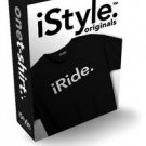 NWT iSTYLE ORIGINAL iRide. apple iPhone Inspired TShirt Mens size: X-LARGE