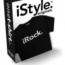 NWT iSTYLE ORIGINAL iRock. apple iPhone Inspired T-Shirt MEN SZ: SMALL