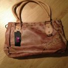 B & G Fashion Designer Handbag  Brown