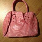 B & G Fashion Designer Handbag  Pink