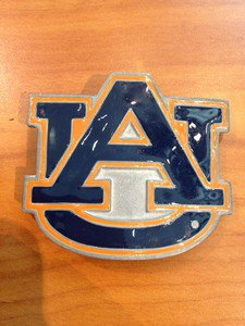 Auburn University Tigers Officially Licensed NCAA Logo Belt Buckle
