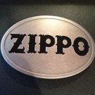 Official ZIPPO Logo Belt Buckle antique finish