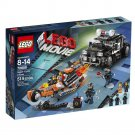 NEW 2014  The Lego Movie Super Cycle Chase 70808  SEALED FACTORY READ