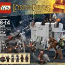 LEGO The Lord of the Rings Hobbit Urak-Hai Army (9471) New