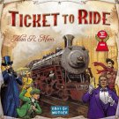 Ticket to Ride for 2-5 Players Games All Time Toy 225 Colored Train Cars New