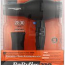BaByliss Pro BABP2800 Porcelain Ceramic 2000-Watt Hair Dryer Volume Shine