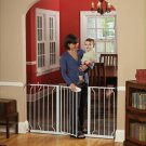 Regalo Extra Wide WideSpan Walk Through Safety Gate