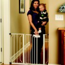 Regalo Easy Step Metal Walk Through Safety Baby Toddler Gate Dog Pet Containment