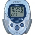 Omron HJ-112 Pocket Pedometer Easy To Use Clip On Fitness Healthy Walking - New