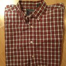 American Eagle Outfitters Mens LS Button Down Shirt - Size Large