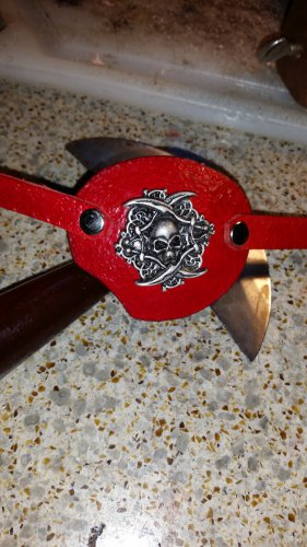 Leather Eye Patch. Many options available