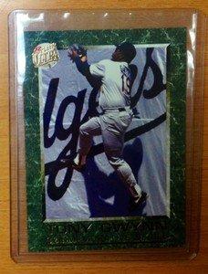TONY GWYNN San Diego Padres 1992 Fleer Ultra Commemorative Series card 1/10