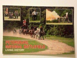 NEW UNUSED post card Petersburg National Battlefield Civil War