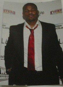 "UFC MMA Champ JON ""BONES"" JONES all dressed up 4x6 photo"