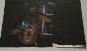 UFC MMA Boxing KIMBO SLICE Kevin Ferguson 4x6 photo card