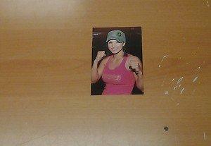 UFC WMMA hot sexy Legend GINA CARANO 4x6 photo