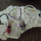 Leather String Bracelet