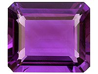 Cartified AAA Quality 25 Pieces Natural Amethyst 10x12 mm Octagon Loose Faceted Gemstones