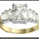 ROYAL CAMILLA RING Size 8   43312