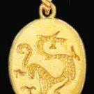 Dragon Pendant In Gold Or Rhodium dg-19