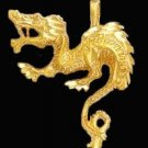 Dragon Pendant In Gold Or Rhodium dg-26