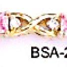 June Birthstone Alexandrite CZ Bracelet BSA-26