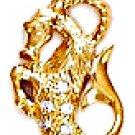 CAPRICORN, December 21 to January Astrology  CZ Pendant CZP-801