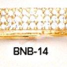 Russian CZ Bangle Bracelet BNB-14
