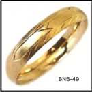 Bangle Bracelet In Gold  Layering  BNB-49