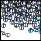 Peacock AB Acrylic Bead Dividers 6 mm H20-2752PB