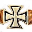 Heraldic Iron Cross - Biker Ring  MN-79