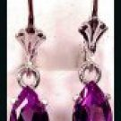 Alexandrite One Carat Marquise Cut Earrings A-34