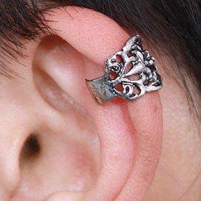 Ear-cuff 11031-EC - Silver