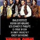 Young Guns (DVD, 2001, Sensormatic Security Tag)