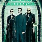 The Matrix Reloaded (DVD, 2003, 2-Disc Set, Full-Screen)