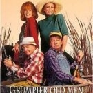 Grumpier Old Men (DVD, 1997)
