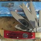 Ocoee River Trapper Five Blade High Quality Knife OC-190RPB NEW BEST PRICE