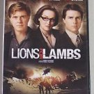 Lions for Lambs (DVD, 2009, Pan & Scan)