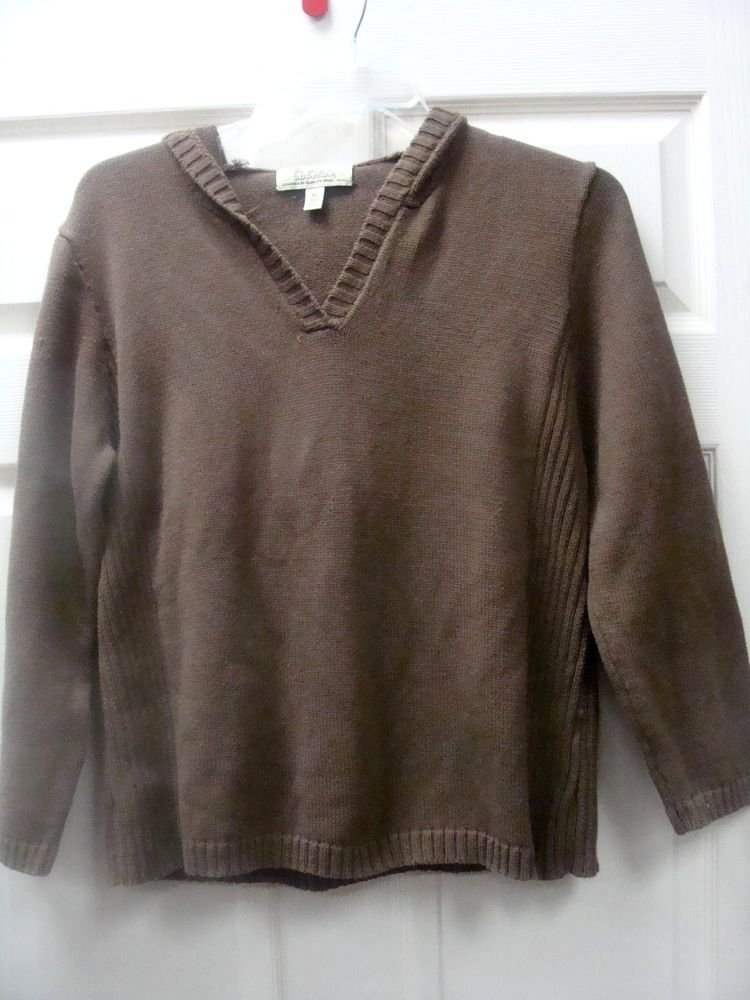 Cabela's Brown Unisex Sweater Size XL