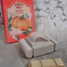 Avon Air Refreshioner w/ Peach & Lilac Fragrance Vintage