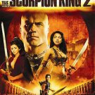 The Scorpion King 2: Rise of a Warrior (DVD, 2008, Full Frame)