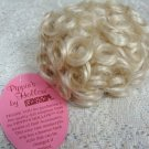 Pippin's Hollow National Artcraft Doll Dolls Blonde Curly Wig Hair Piece