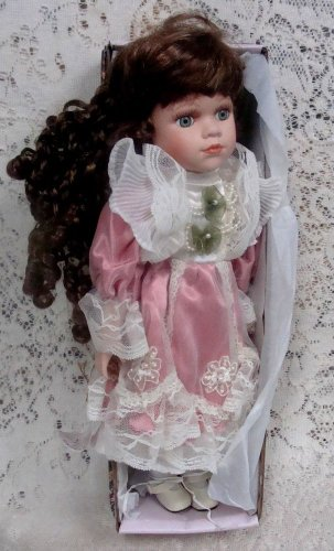 Forever Friends Collectible Porcelain Heirlooms Pamela Certificate Authenticiity