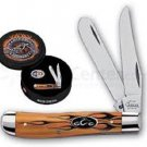 Case Orange County Trapper w/ Tin #9207 USA